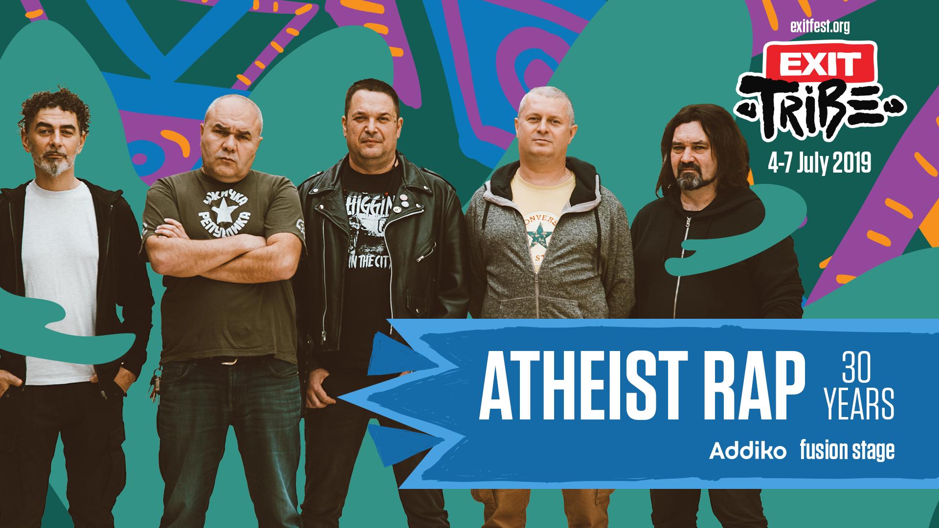 Atheist Rap/Photo: Exit promo