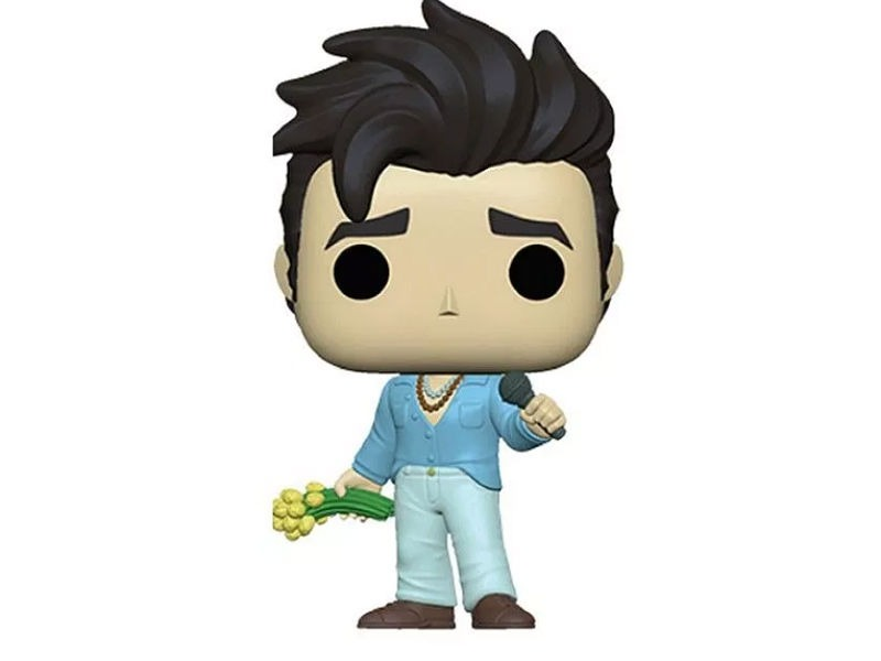 Funko Pop! pop rock. morrissey