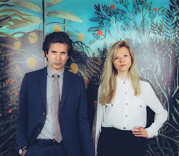 Still Corners/ Photo: Bernard Bur