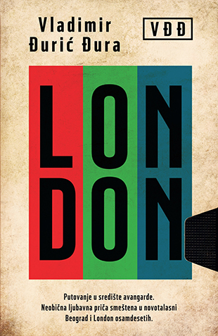 London, cover