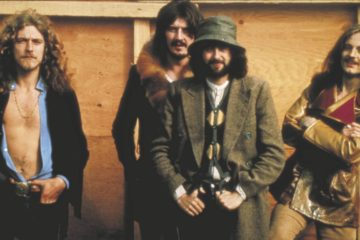 Led Zeppelin/Photo: reddit.com