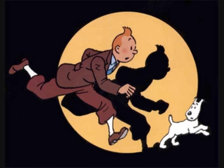 Tintin/ Photo: youtube.com printscreen