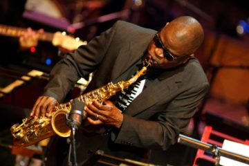 Maaseo Parker/Photo: facebook@realmaceoparker
