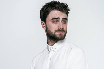 Danijel Redklif/Photo: facebook@OnlyDanRadcliffe