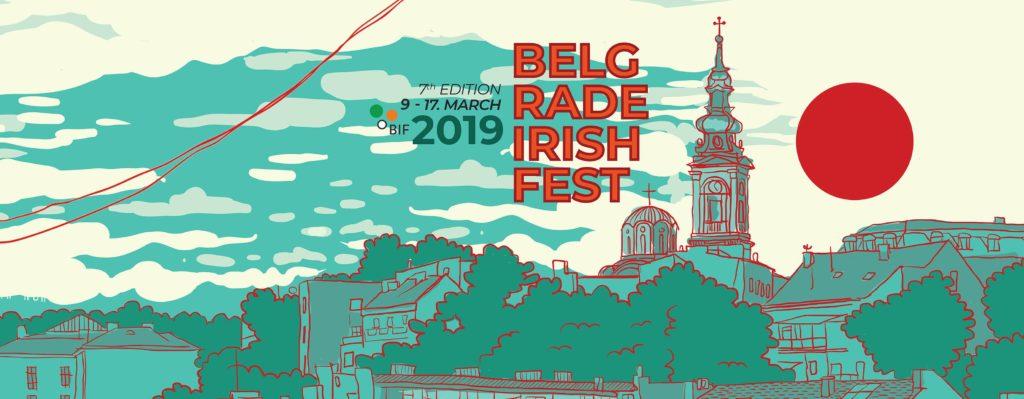 Beogradski Irski Festival/Photo: facebook@BelgradeIrishFestival
