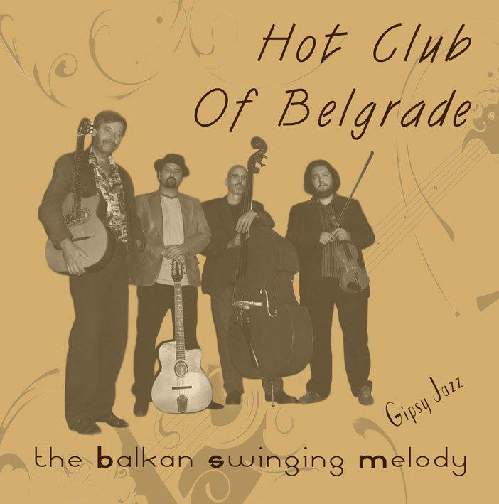 Hot Club of Belgrade/ Photo: Promo (Akademija 28)