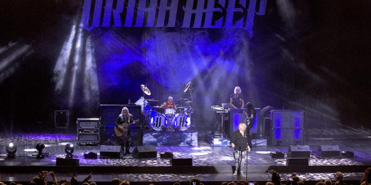 Uriah Heep (Sava Centar)/Photo: Alex