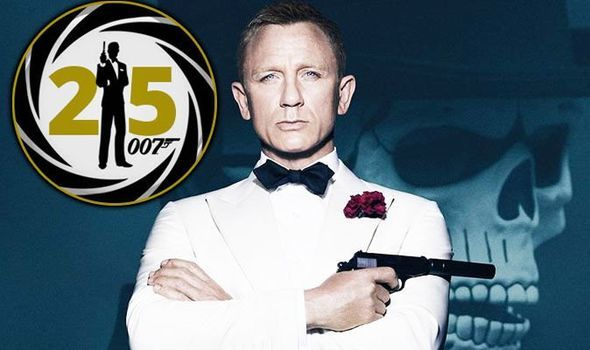 Bond 25/Promo