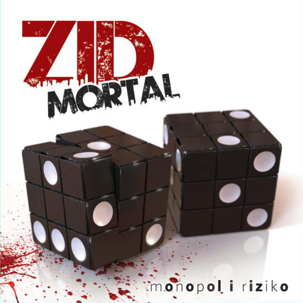 Monopol i riziko ,cover