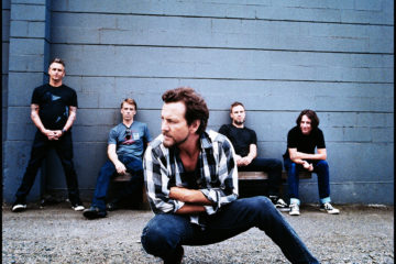 Pearl Jam official press photo/Danny Clinch