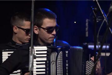 "Orkestar harmonika ""Aleksa Šantić"", Prijedor/Photo: YouTube printscreen"