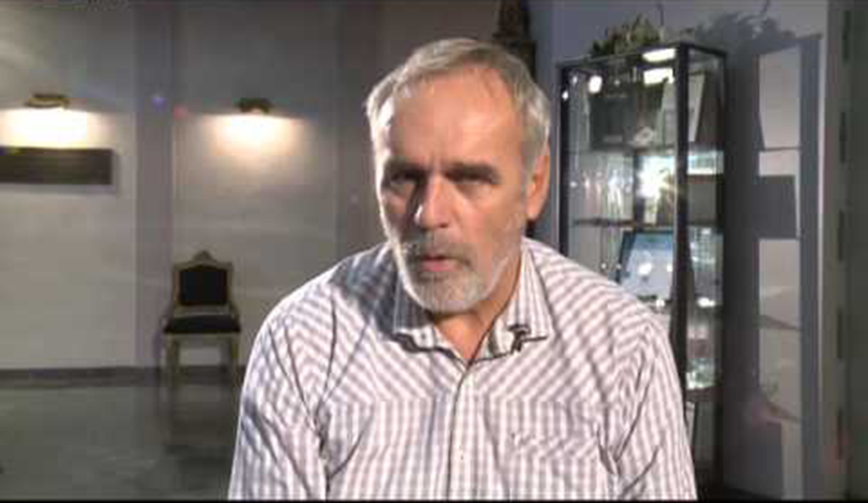 Slobodan Ćustič/Photo: YouTube printscreen