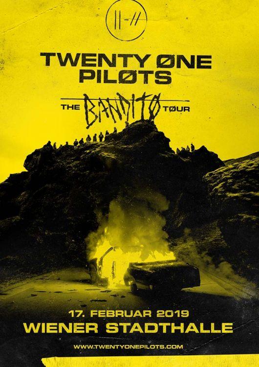 Twenty One Pilots/plakat