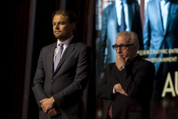 Leonardo Dikaprio i Martin Skorseze/ Photo: imdb.com