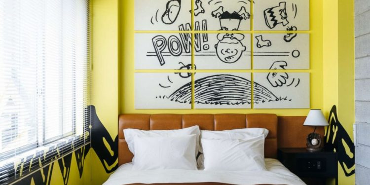 Peanuts hotel/Photo: Promo
