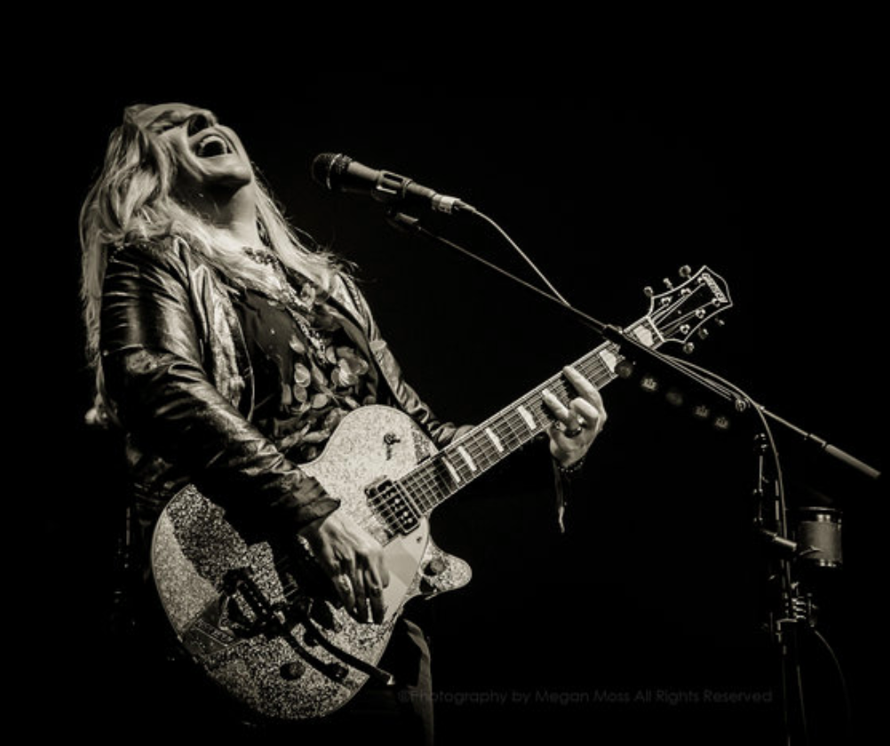 Melisa Eterid/Photo; facebook@MelissaEtheridge