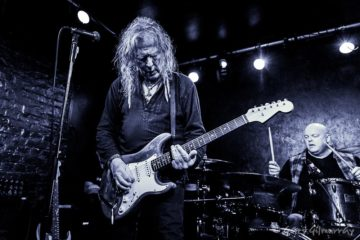 BArni Tirme/Photo: facebook@Bernie Torme