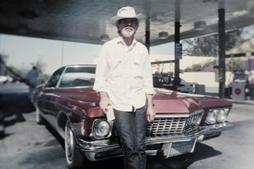 J.J.CAle/Photo: facebook@JJCaleOfficial