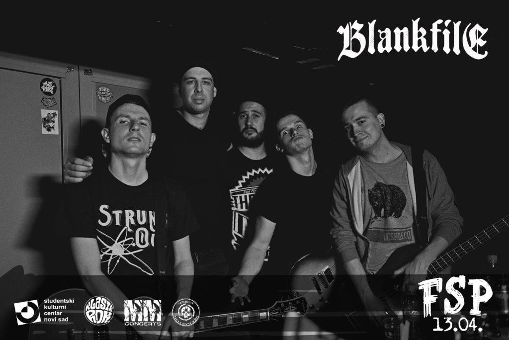 Blankfile/ Photo: Promo (FSP)