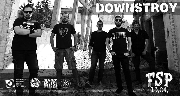 Downstroy/ Photo: Promo (FSP)