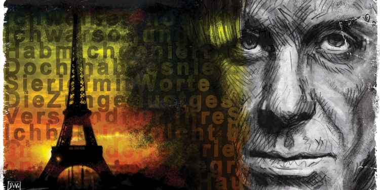 Rammstein, Ilustracija, David Vartabedijan