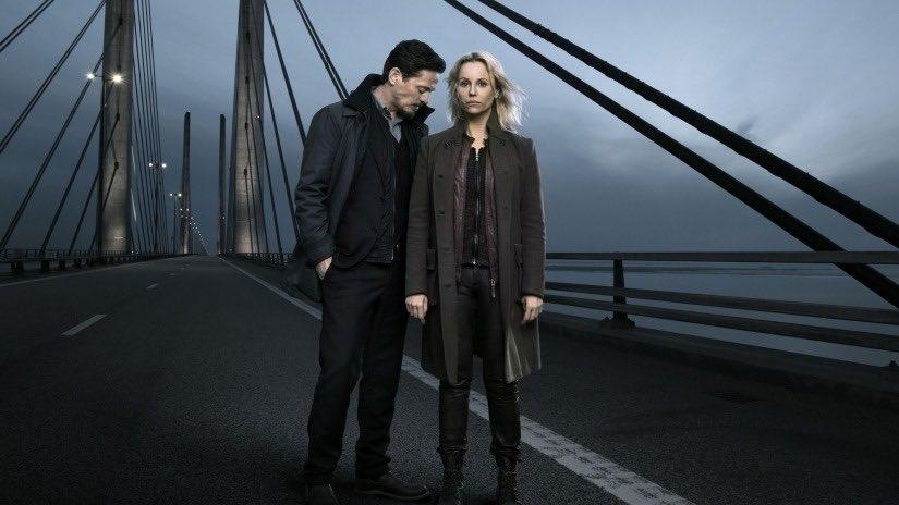 Broen, promo
