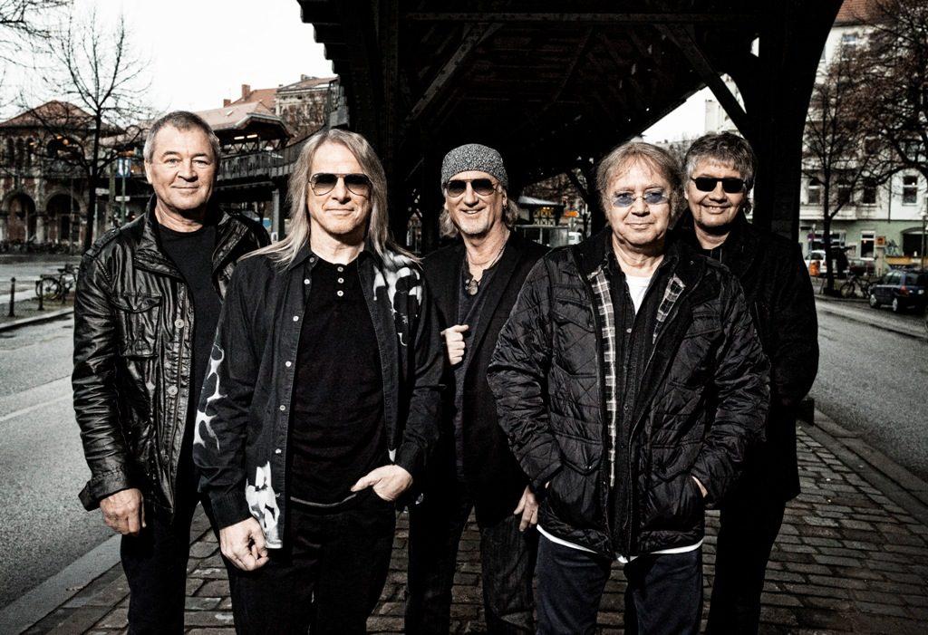 Deep Purple/Photo: Jim Rakete Promo