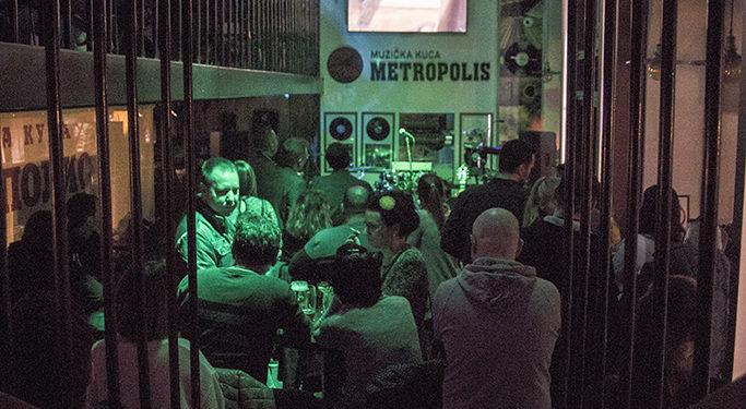 Harlekin (Metropolis)/ Photo: AleX