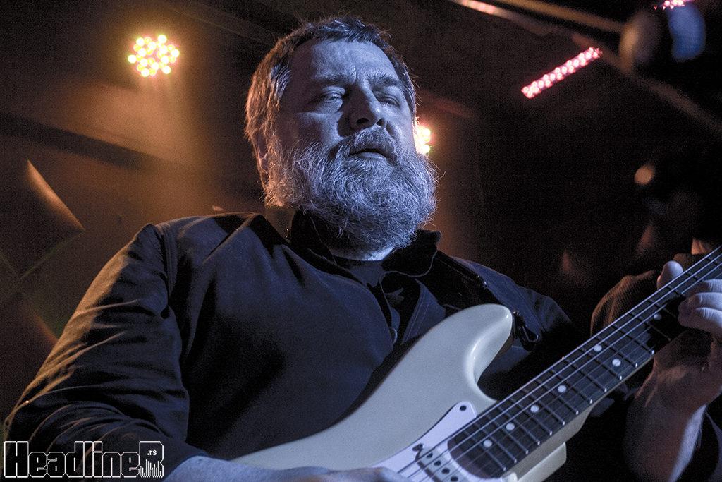 Nikola Pejaković Kolja u Festu/Photo: A. Milovanović