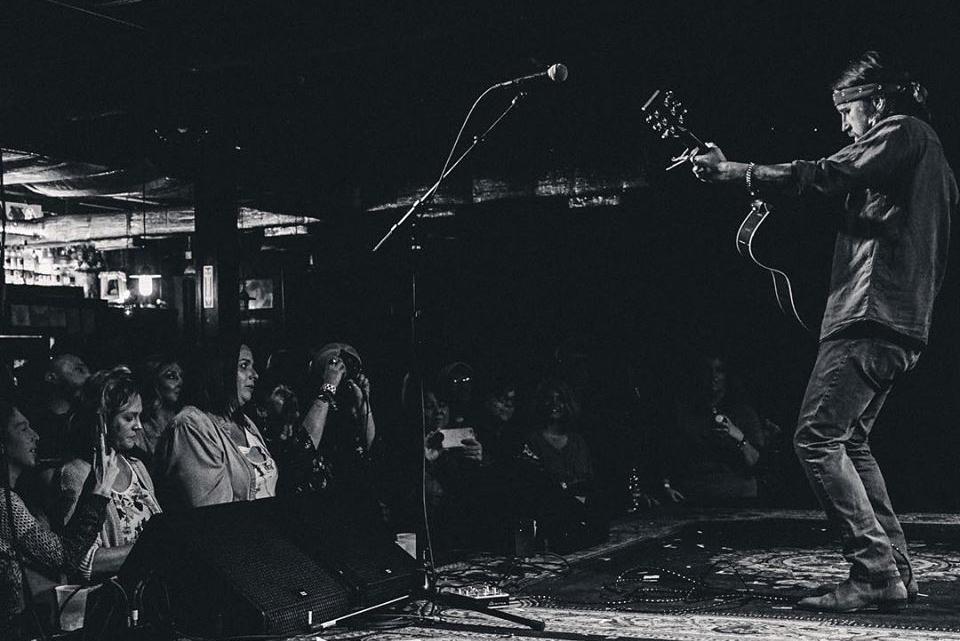 Kris Šiflet/ Photo: Facebook @chrisshiflett