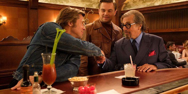 Al Paćino, Bred Pit i Leonardo Dikaprio/ Photo: imdb.com