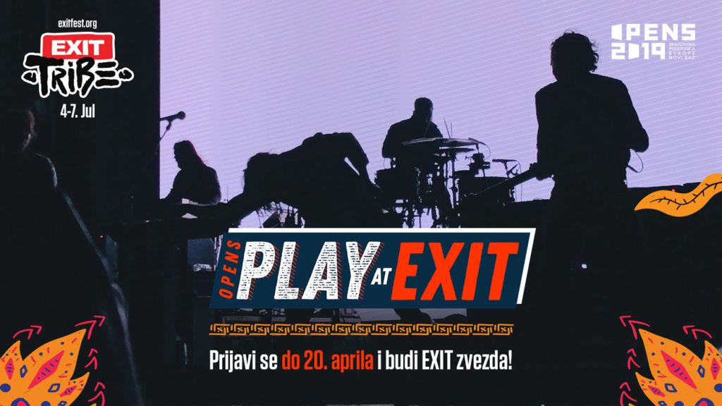 OPENS Play at EXIT