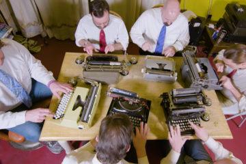 Boston Typewriter Orchestra/Photo: YouTube printscreen