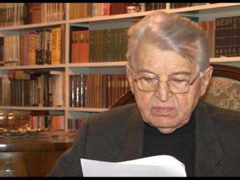 Dobrica Ćosić/ Photo: youtube.com printscreen