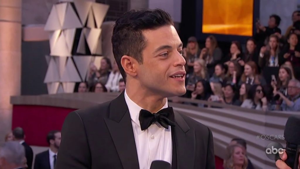 Rami Malek/Photo: YouTube printscreen