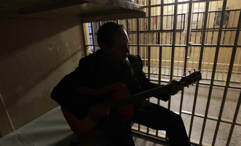 Jail Guitar Doors/Photo; Jail Guitar Doors