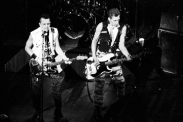The Clash/Photo: facebook@theclash