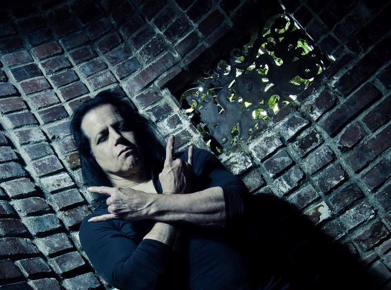 Glen Danzig/Photo: facebook@Danzig