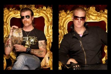 Eagles Of Death Metal /Photo: facebook@eaglesofdeathmetal
