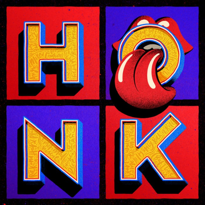Honk, cover