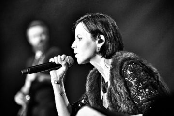The Cranberries/Photo: facebook@TheCranberries