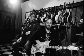 The Black Keys/Photo: facebook@TheBlackKeys/Alysse Gafkjen