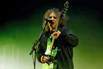 Robert Smit, The Cure/Photo: facebook@thecure