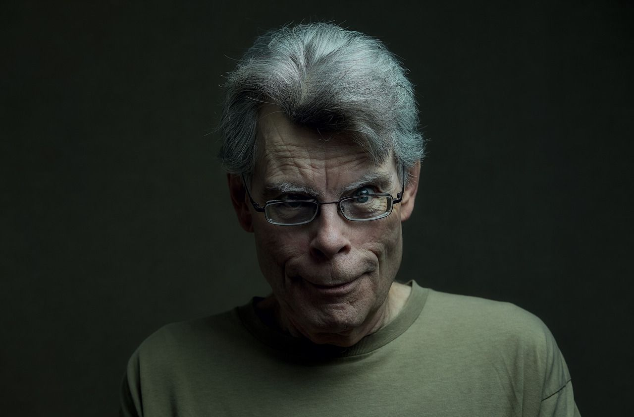 Stiven King/Photo: facebook@OfficialStephenKing