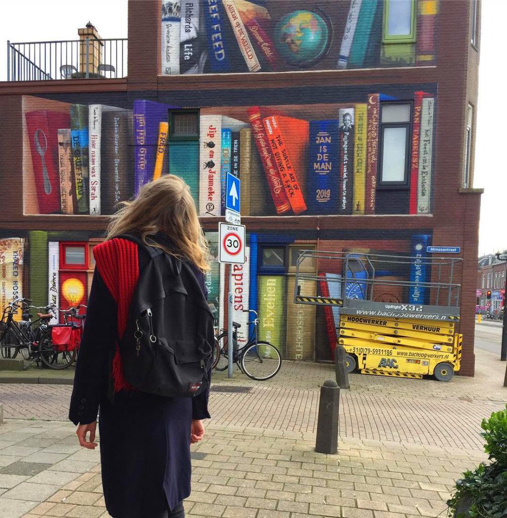 Mural u Utrehtu/Pinterest JanisDeMan & Deef Feed