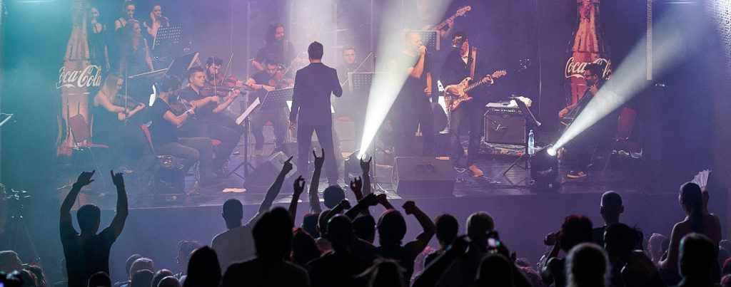 Rock Simfony/Photo: Kamerni orkestar Bitolj, promo
