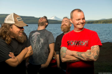 Red Fang/ Photo: James Rexroad