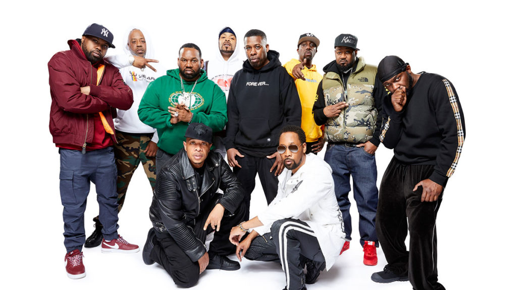 Wu-Tang Clan/Photo: Exit promo