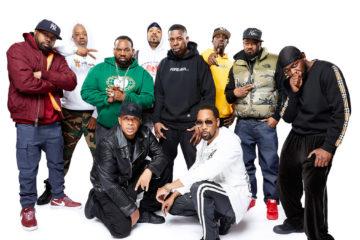 Wu-Tang Clan/Photo: Exit promo