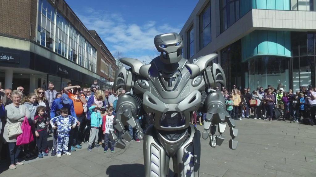 Robot Titan/Photo: Promo